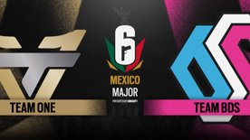 Team oNe vs. Team BDS // Six Major Mexico - group stage - day 2