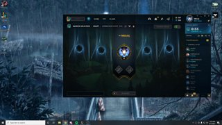 More League (no cam, no mic first 2:50 hours, chat 12 sec early) 11-Apr-21