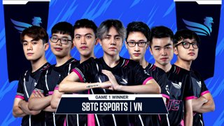 Group Stage Day 4 - SEA Icon Series Summer Super Cup