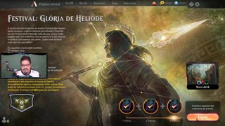 [PT-BR/EN] Sandoiche, Twitch Rivals Finalist playing Festival: Heliod's Glory!