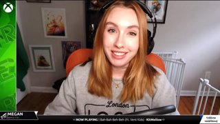 Working From Home XBOX Stream w/ Megan - SevaGOTh! Void Storms Ahoy!