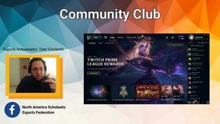 Highlight: Friday Free Play: League of Legends / Teamfight Tactics | NASEF Community Club | !btg