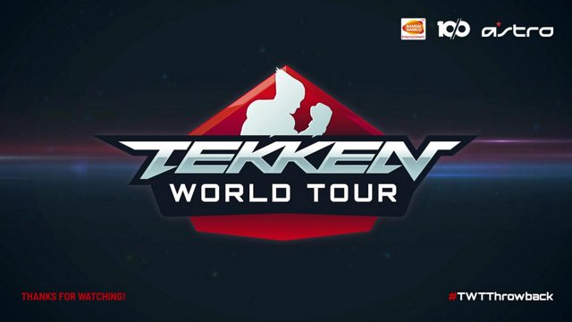 #TWTThrowback ft. MYK & Rip - Tokyo Tekken Masters 2019: Top 8!