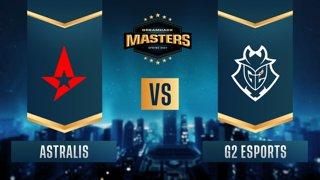 CS:GO - G2 Esports vs. Astralis [Nuke] Map 2 - DreamHack Masters Spring 2021 - Quarter-final