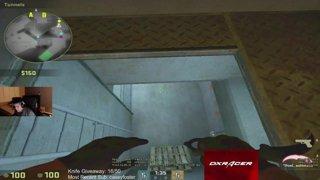 1v5 pistol hs ace