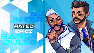 Trooper Hunter 🡒 Randy Bullet | Snowball Fun | GTA V RP › VALORANT • 25 Dec 2020