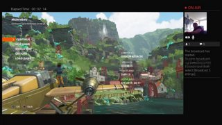 Knack 2: Chapters 5-7 Stream Playthrough