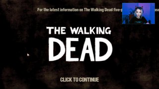 Highlight: The Walking Dead Final Chapter- (Warning- I scream a lot)