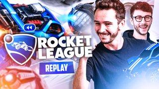 ALLEZ LE FOOT ! ► Rocket League avec Ponpon