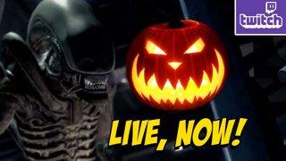 HALLOWEEN ISOLATION - Alien Style !ads !nzxt (10-31)