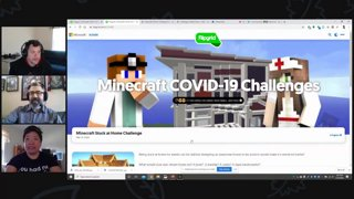 Highlight: MinecraftCovid19 Build Challenge # 3