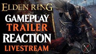 Elden Ring Reveal REACTION Summer Game Fest 2021