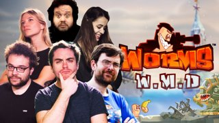 Worms avec des gens de l'internet. On m'a invité et ils disent qu'ils sont nuls. Nous verrons cela