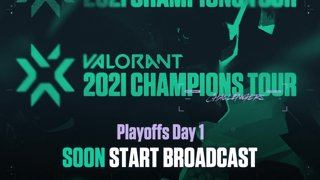 VCT JAPAN Stage2 - Playoffs Day 1