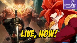 MORE GOGETA - DBFZ Ranked & Nioh 2 Later (3-16) !ads !nzxt