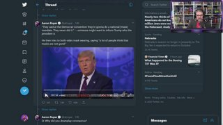 9/16/2020 // Coffee with Stream AMA - Trump Town Hall, Ads, Mandalorian 2 Trailer, @Razer Blade 15 Unboxing