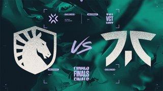 Team Liquid vs FNATIC - Challengers EMEA - Stage 2 Main Event - Finals Map 1