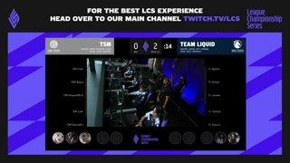 TL vs. TSM | 2021 Mid-Season Showdown | Team Liquid vs. TSM