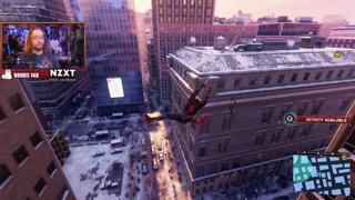 SpiderMan Miles Finale !ads !nzxt