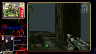 ShackStream: skankcore64 - Episode 61 - Ready Turok Steady