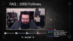 FAQ des 1000 Follows !
