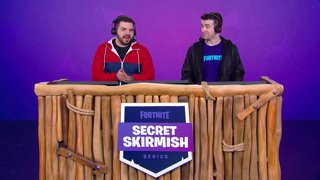 #SecretSkirmish Day 1 Kitty Highlights #6