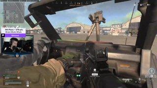 Call of Duty: Warzone Europe Showdown