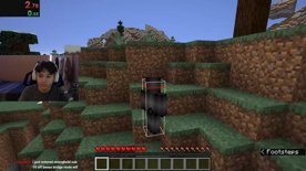 fastest nether entry non ruined portal with iron tools