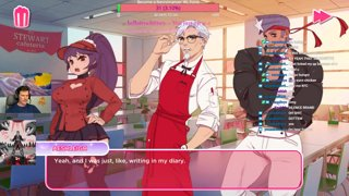 Highlight: Drinking Lots to Build Up Enough Courage to Play That KFC Dating Sim