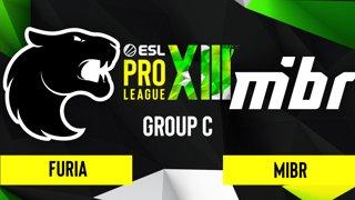 CS:GO - MIBR vs. FURIA [Inferno] Map 2 - ESL Pro League Season 13 - Group C