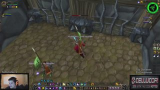 Warriors in Warlords of Draenor are retarded