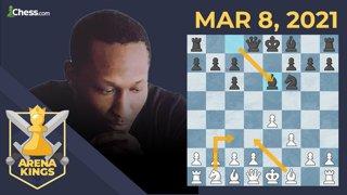 Arena Kings: Fischer Random   Host NM James Canty III