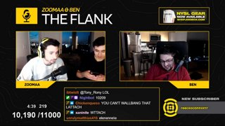 Highlight: THE FLANK!!! WHAT JUST HAPPENED!!!