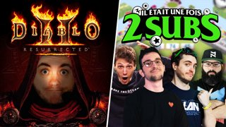 WORLD PREMIERE DIABLO II RESURRECTED le remake de Diablo II, incroyable ! Vive la nostalgie