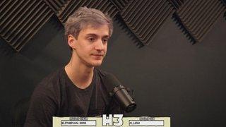 The H3 Podcast - Ninja (Tyler Blevins)