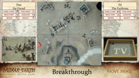 Licensing Preview and Middle-earth™ Strategy Battle Game – Far Harad™ vs The Fiefdoms