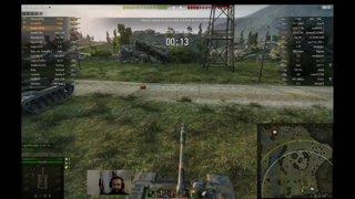 T-62A vs Himmelsdorf - Ace
