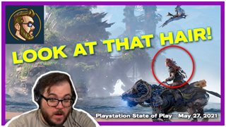 itmeJP Reacts: Horizon: Forbidden West - Playstation State of Play