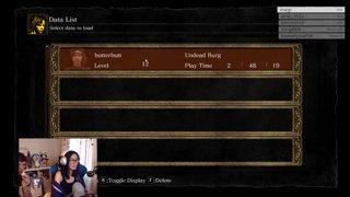 Hafu Plays Dark Souls w/ Dog