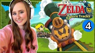 The Legend of Zelda: Spirit Tracks - Part 4