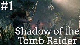 🏹 Shadow of the Tomb Raider #1| !ig