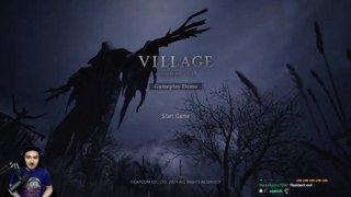 Resident Evil Village - Castle Demo - Full Playthrough