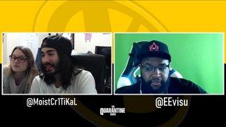The Quarantine Series Grand Finals - Kola (Cloud) Vs. Maister (Game & Watch) Smash Ultimate - SSBU