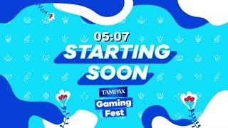 Highlight: Hosting the TAMPAX GAMING FEST! Panel (itsHafu, KatGunn, and ErinASimon) + Valorant Tournament