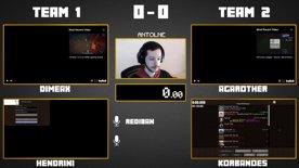 ADL - Round 2 - Dimeax & Hendrini vs AgarOther & Korbanoes