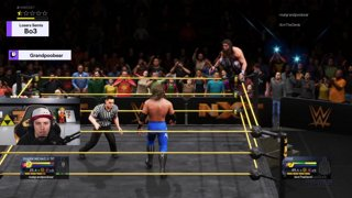 Twitch Rivals WWE 2K20 Showdown