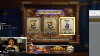 WorstIdeaEver: World of Warcraft in 1 Hour (7PM EST) | Hearthstone until then | !prime
