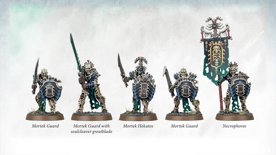 Warhammer Age of Sigmar – The 'Eavy Metal Show: Ossiarch Bonereapers