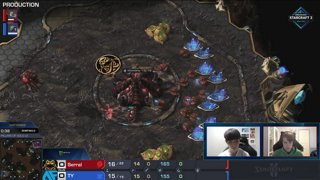 LIVE: DreamHack SC2 Masters: LAST CHANCE -  Semifinals