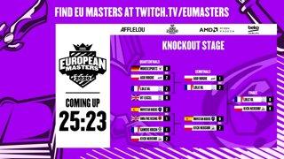 European Masters Spring 2020 |  Finals | LDLC (France) vs K1CK (Poland)